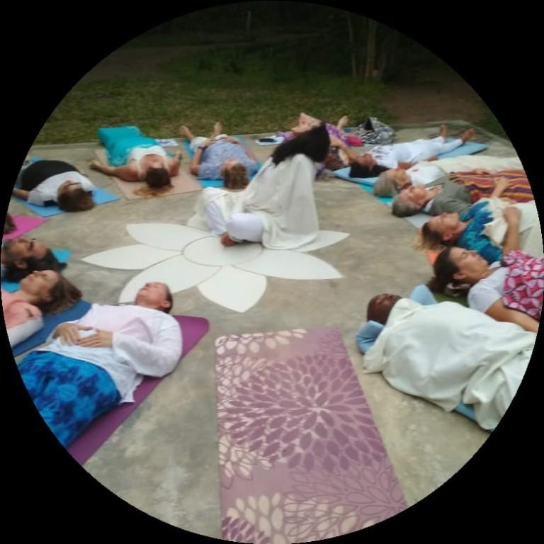 Desert Rose - Sound Healing Circle- Johannesburg - 15 June 2019